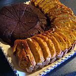 recette gâteau à la patate douce