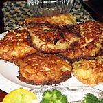 recette Galettes de pommes de terre a l'oignon