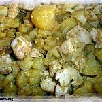recette Curry de pommes de terre