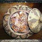 recette écorces d'oranges confites à l'eau de fleur d'oranger