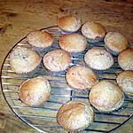 recette muffins coco cannelle pour diabetiques