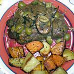 recette Osso buco Quebequois