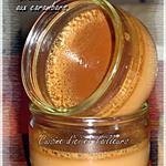 recette Crème aux carambars