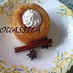 recette Baba chantilly