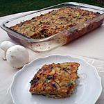 recette Flan de legumes d'automne