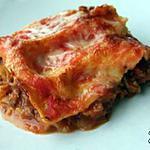 recette Lasagnes au champignon et à la mozzarella
