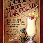 recette Pina colada