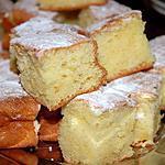 recette Gâteau léger au citron