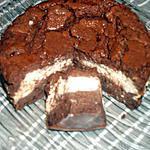 recette Gateau mousse choco/coco (régime dukan)