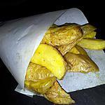 recette Potatoes épicé au micro ondes