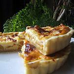 recette Clafoutis à la mirabelle et reblochon