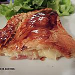 recette Feuilleté au Brie et bacon