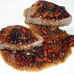 recette Tournedos aux baies de goji (régime dukan)