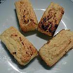 recette cakes au chou fleur,chèvre et lardons (régime dukan)