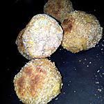 recette Boulettes au thon panés