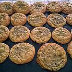 recette Le Cookie Américain