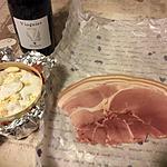 recette Fondue vacherin mont d'or jambon a l'os recette de Jeanmerode