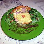 recette croque-poulet sur son nid de poule