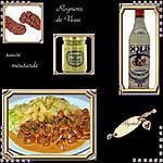 recette rognons de veau sauce madere