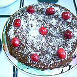 recette **gâteau moelleux au chocolat**
