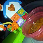 recette Purée ratatouille à la bolognaise *Pour Bébé*