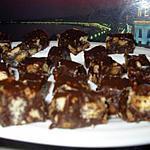 recette pavés au chocolat