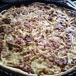 recette La vraie recette de la tarte à l'oignon de tonton Régis ;-)