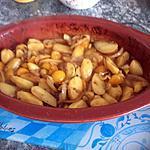 recette pommes de terre remaniée à ma façon