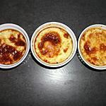 recette oeufs au lait à la vanile de bourbon