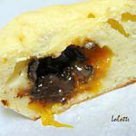 recette Moelleux amandes, abricots, michoko au gingembre