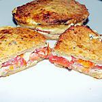 recette Croque cocotte tomate origan (régime dukan)