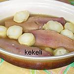 recette Terrine de hareng en gelée fine