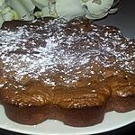 recette Fondant au chocolat noir Cyril Lignac
