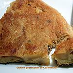 recette Omelette aux pommes et Calvados