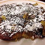 recette Gâteau aux pommes à la poêle