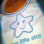 recette Purée de carottes etoilé *Pour Bébé*
