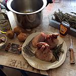 recette souris d'agneau