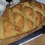 recette Pain a la farine de maïs