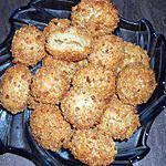 recette Croquettes au camembert (régime dukan)
