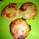 recette Croquette au jambon et fromage