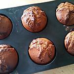 recette Muffins aux amandes -rose et litchis