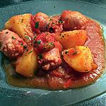 recette Ragoût de pomme de terre aux saucisses de Toulouse