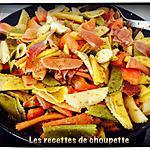 recette Salade vénitienne