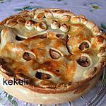 recette Apple pie, la tarte aux pommes américaine