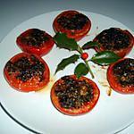 recette TOMATES A LA PERSILLADE