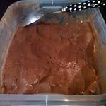 recette GLACE AU CHOCOLAT SANS SORBETIÈRE