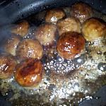 recette Boulettes de boeufs caramélisées au coca