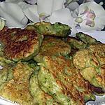 recette Beignet de brocolis mozzarella