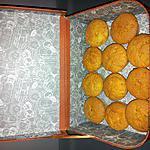 recette cupcake carotte canelle (base)