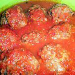 recette Boulettes de viande épicées